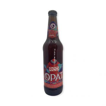 Opat Red 12° 0,5l Broumov