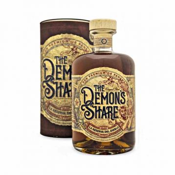 Rum The Demons Share  Tuba 0,7l 40%