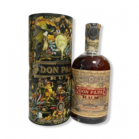 Don Papa Rum Flora and Fauna 0,7l 40%