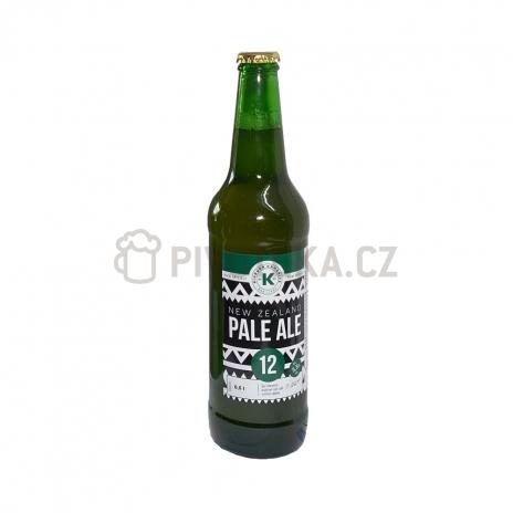 NZ Pale Ale 12°  0,5l Kamenice nad Lipou