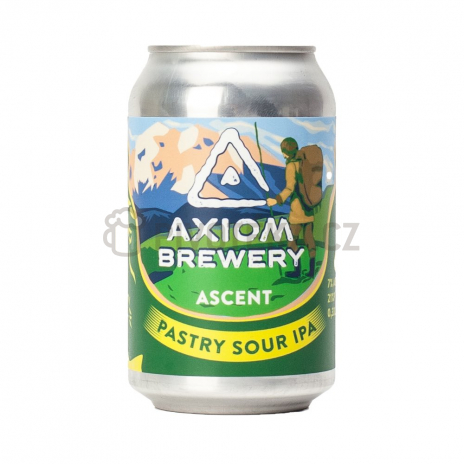 Pastry Sour IPA 21° 0,3l plechovka Axiom Brewery