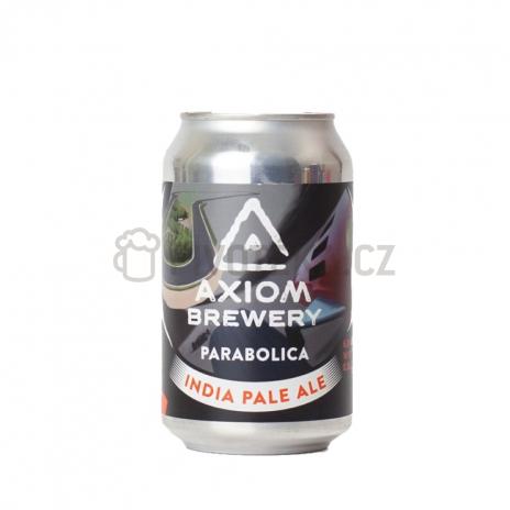 Parabolica IPA 16° 0,3l plechovka Axiom Brewery