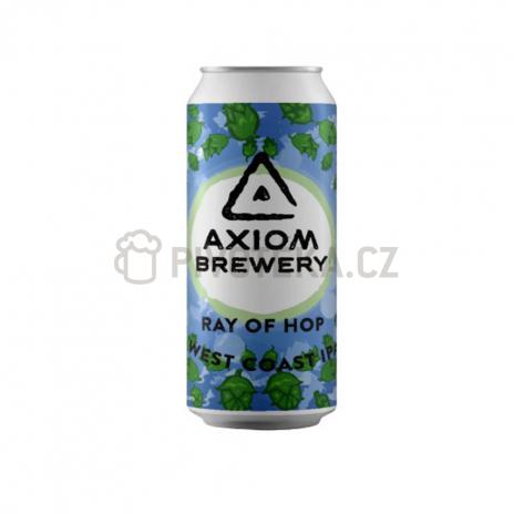 Ray of Hop 14° 0,5l plechovka Axiom Brewery