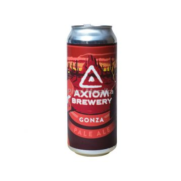 Gonza° 0,5l plechovka Axiom Brewery