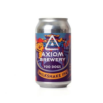 Foo Dogs 19° 0,3l plechovka Axiom Brewery