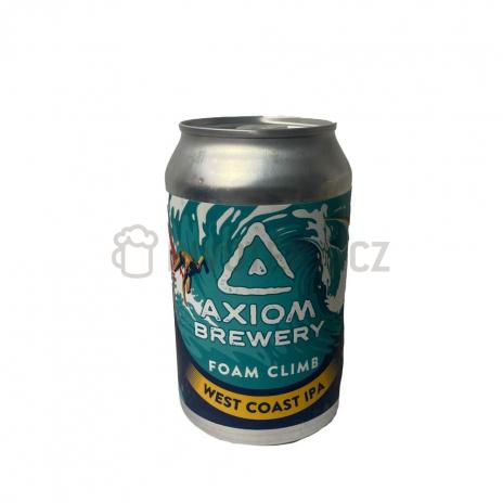 Foam Climb 15° 0,3l plechovka Axiom Brewery