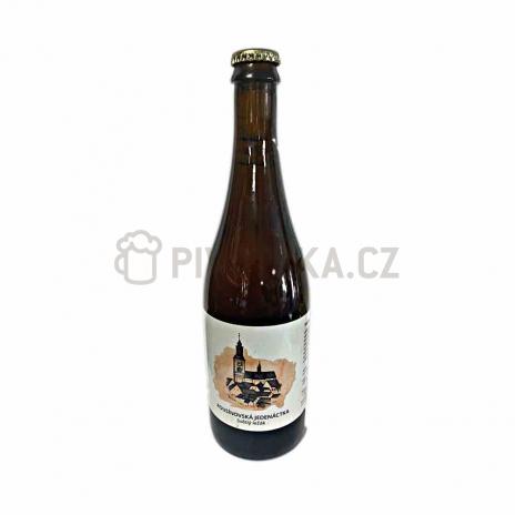 Rousinovská 11° 0,7l pivovar Pivečka