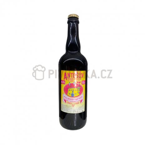Mullbery Geyser 11° 0,7l pivovar Antoš