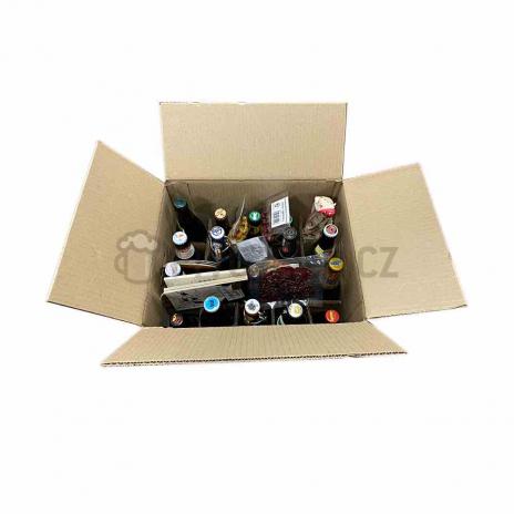 Degustační krabice World Pivoteka.CZ