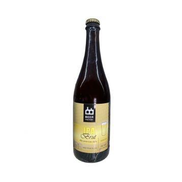 Brut I.P.A. 14° 0,7l Beer factory
