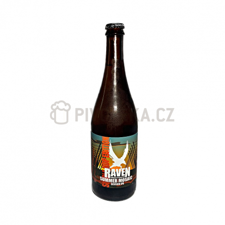 Summer Mosaic 11° 0,7l pivovar Raven