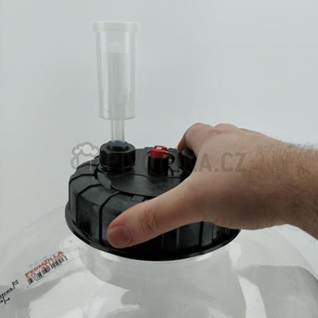 Fermzilla 2. gen. fermentační nádoba 27 litrů