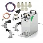 Lindr kontakt 40/k profi 3x naražeč+sanitační adaptér