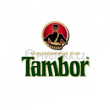 Tambor nefiltrovaná 11° točené pivo 0,5l