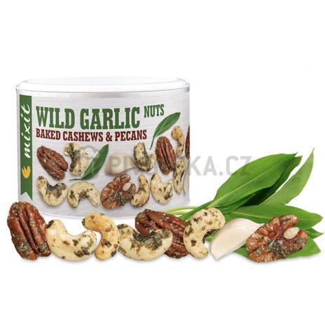 Oříšky z pece medvědí česnek Mixit 150g