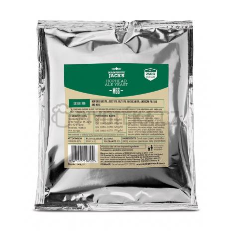 Mangrove Jack´s Hophead Ale Yeast M66 kvasnice 250g