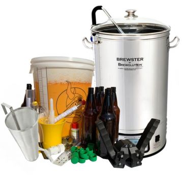 Set pivovar Brewster Beacon 40l Basic