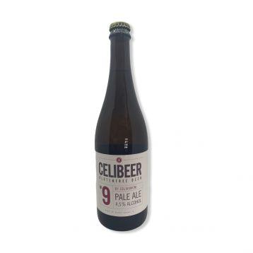 Bezlepkové pivo 11° 0,7l  Celibeer