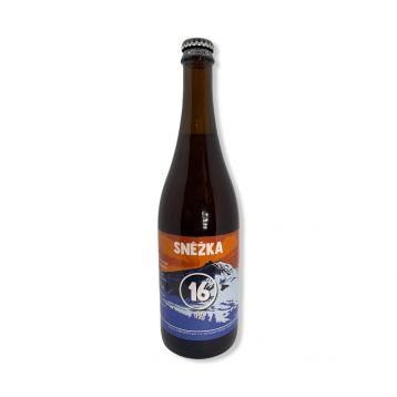 Sněžka IPA 16° 0,7l Pecký pivovar