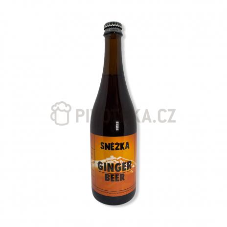 Sněžka Ginger 15° 0,7l Pecký pivovar