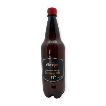 Summer Ale 11° 1l PET pivovar Zlosin