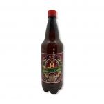 Apač APA 12° 1l PET pivovar Louka