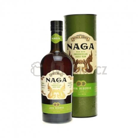 Naga Java Reserve 7y 0,7l 40%