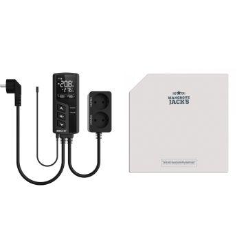 Set regulátor teploty s ohřívací podložkou