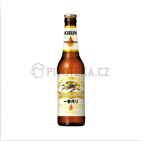 Kirin Ichiban 5%  0,33l