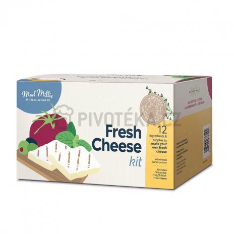 Set pro výrobu čerstvého sýra Mad Millie