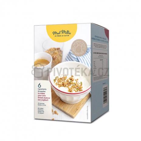 Set pro výrobu Řeckého jogurtu Mad Millie
