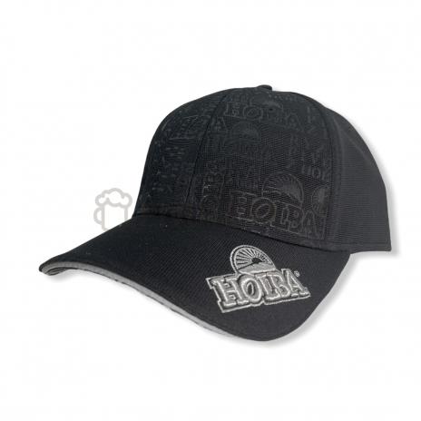 Čepice kšilt Holba černá