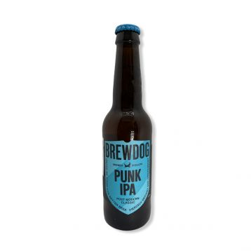Punk IPA 5,6% 0,33l Brewdog