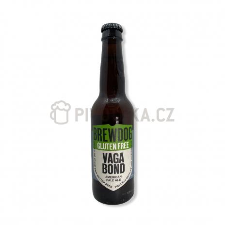 Vagabond Pale Ale 4,7% 0,33l Brewdog