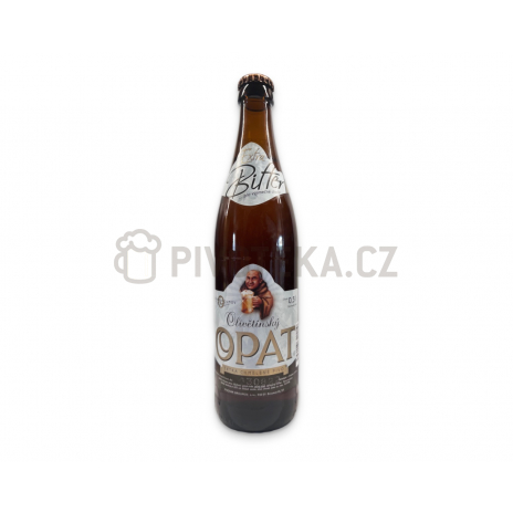 Opat Extra Bitter 11° 0,5l Broumov