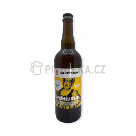 Svižnej Emil 9° 0,7l pivovar Falkenštejn