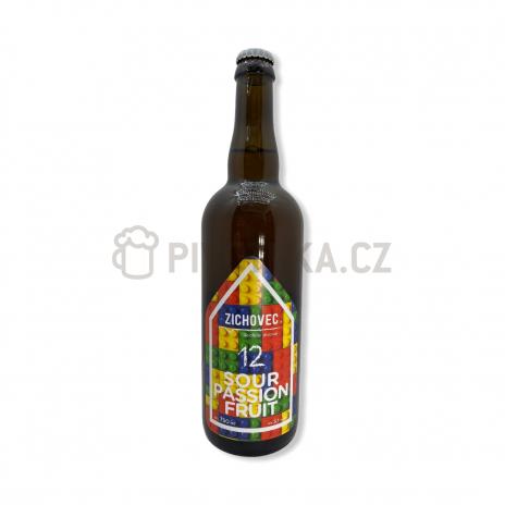 Sour passion fruit 12° 0,7l pivovar Zichovec
