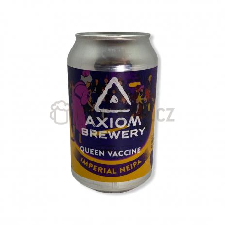 Queen Vaccine 18° 0,3l plechovka Axiom Brewery