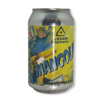 Mangolada 18° 0,3l plechovka Axiom Brewery