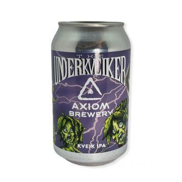 Underkveiker 17° 0,3l plechovka Axiom Brewery