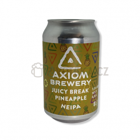 Juicy Break 16° 0,3l plechovka Axiom Brewery
