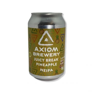 Juicy Break 16° 0,3l plechovka Axiom Brewery