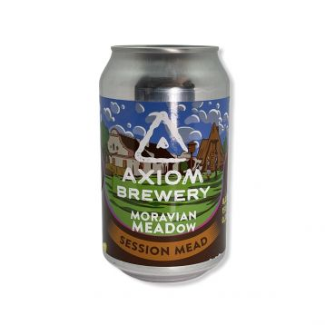 Moravian Meadows 15° 0,3l plechovka Axiom Brewery