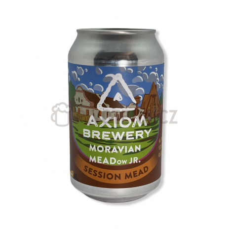 Moravian Meadows Jr. 12° 0,3l plechovka Axiom Brewery