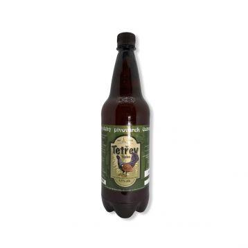 Tetřev Witbier 13° PET 1l Beskydský pivovárek
