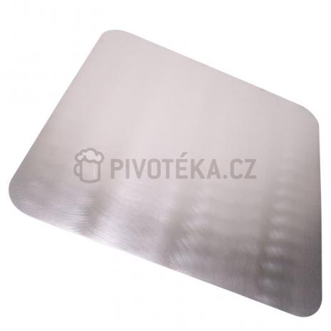 Spodní deska ferminátoru, nerezová ocel