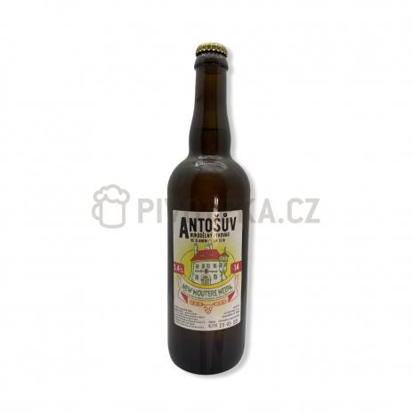 New Moutere NEIPA 14° 0,7l pivovar Antoš
