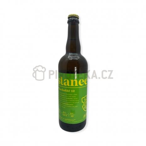 Chocholáč 11° 0,7 pivovar Antoš