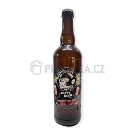 Mosaic SMASH Ale  13° 0,7l Nachmelená opice