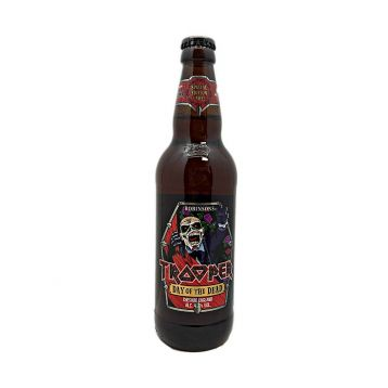 Iron maiden´s Launch Day of The Dead limited edition NOVINKA alc. 0,5l